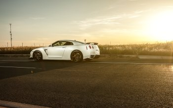 Vehicles - Nissan GT-R Wallpapers and Backgrounds ID : 514852