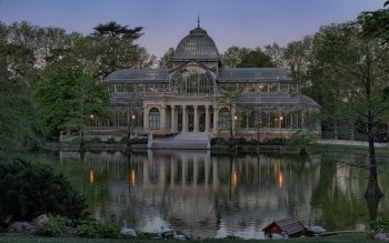Man Made - Palacio De Cristal Wallpapers and Backgrounds ID : 514926