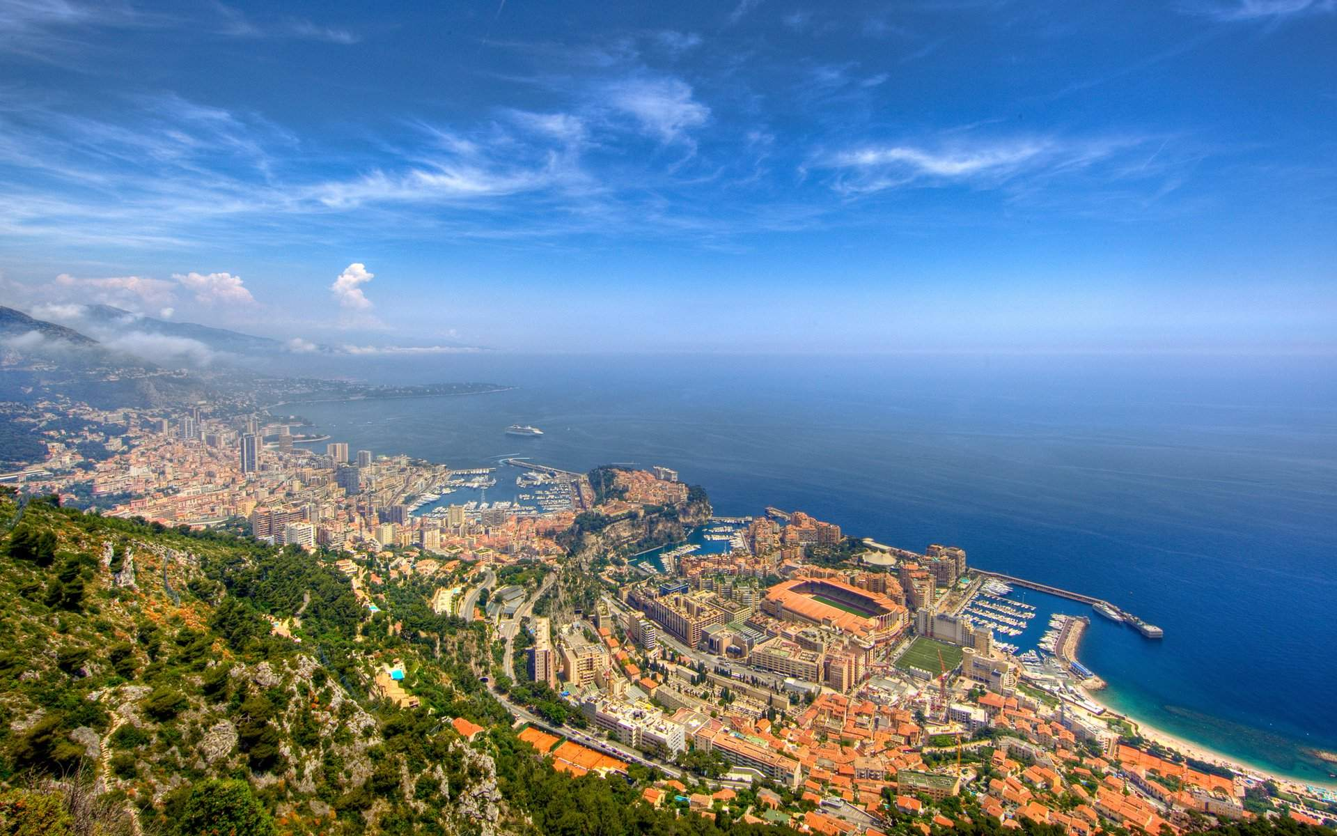 French Riviera HD Wallpapers   Backgrounds - Wallpaper Abyss