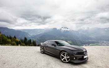 Vehicles - Chevrolet Camaro Ss Wallpapers and Backgrounds ID : 515148