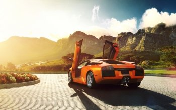 Vehicles - Lamborghini Murcielago Wallpapers and Backgrounds ID : 515655