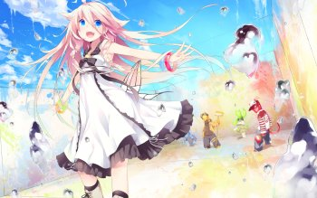 Anime - Vocaloid Wallpapers and Backgrounds ID : 515683