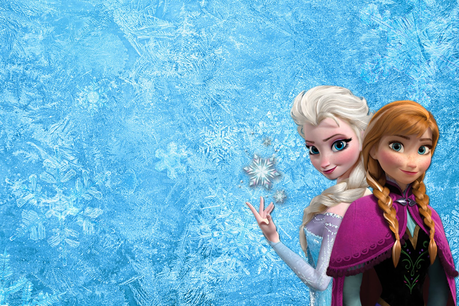 elsa and anna wallpaper and background image | 1600x1068 | id:516775