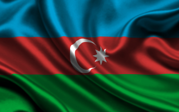 Preview Misc - Flag Of Azerbaijan Art