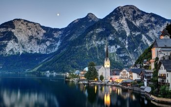 Man Made - Hallstatt Wallpapers and Backgrounds ID : 516134
