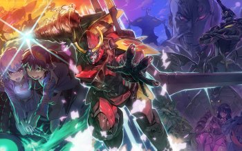 Anime - Tengen Toppa Gurren Lagann Wallpapers and Backgrounds ID : 516245
