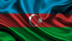 Preview Misc - Flag Of Azerbaijan Art