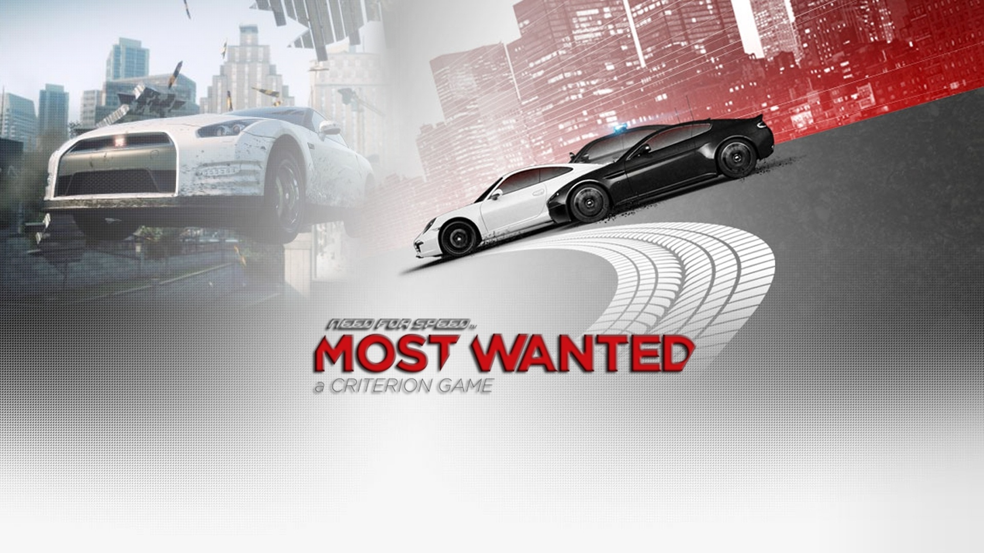 Need For Speed Most Wanted Fondo De Pantalla Hd Fondo De