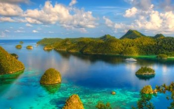 Earth - Island Wallpapers and Backgrounds ID : 517271