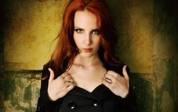 Music - Simone Simons Wallpapers and Backgrounds ID : 517695