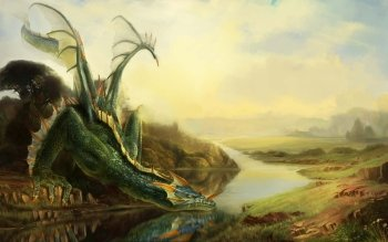 Fantasy - Dragon Wallpapers and Backgrounds ID : 518584