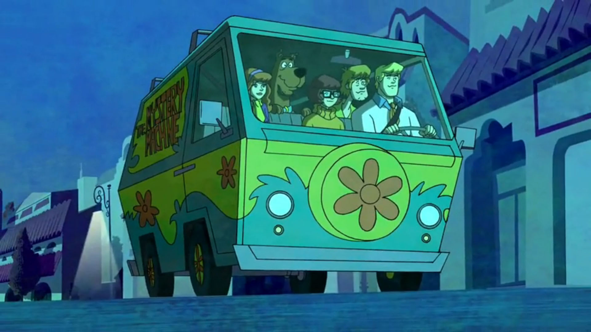 1 Scooby Doo Night of 100 Frights HD Wallpapers