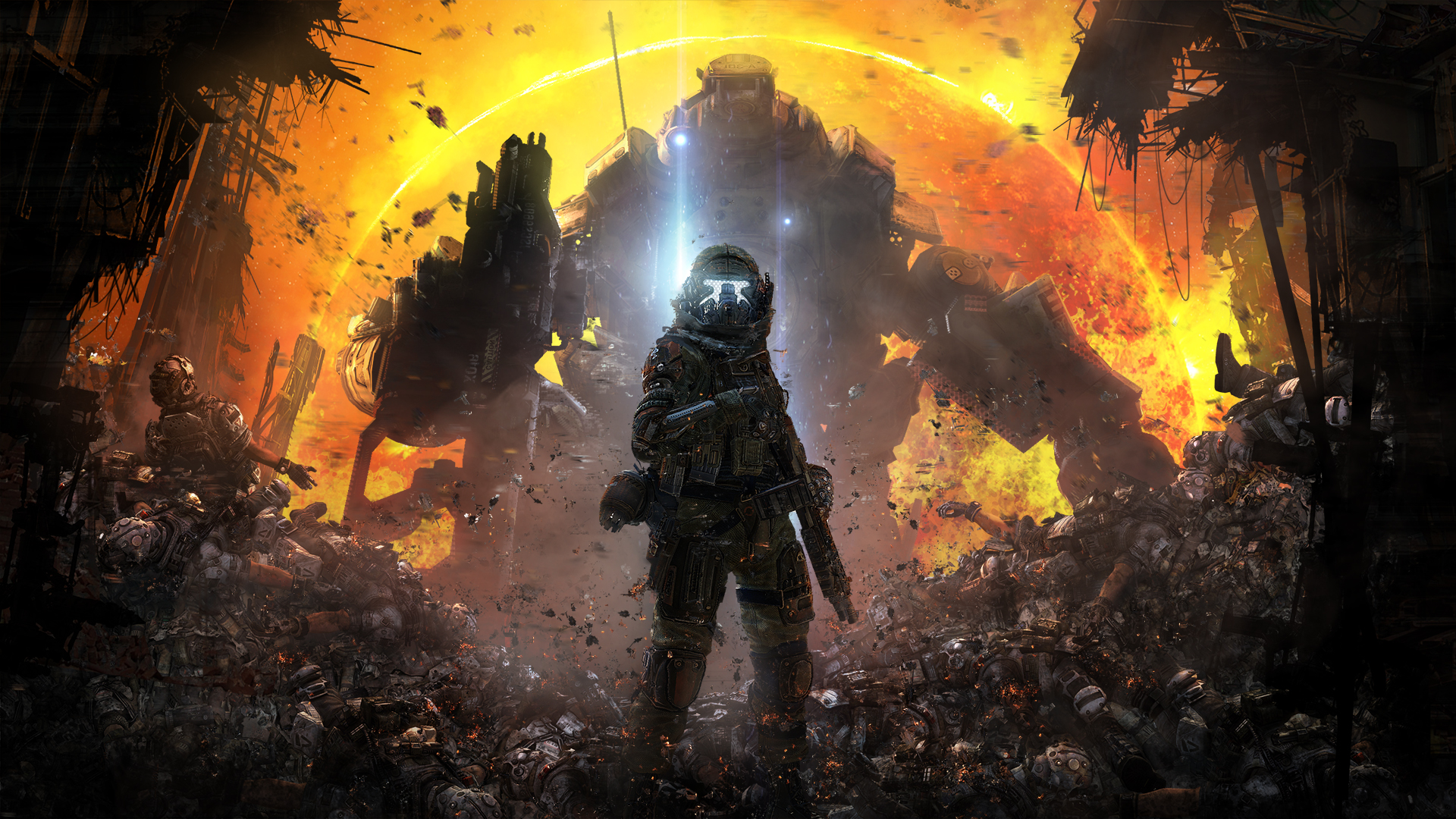 Titanfall Full HD Wallpaper and Background Image ...  Titanfall Iphone 5 Wallpaper