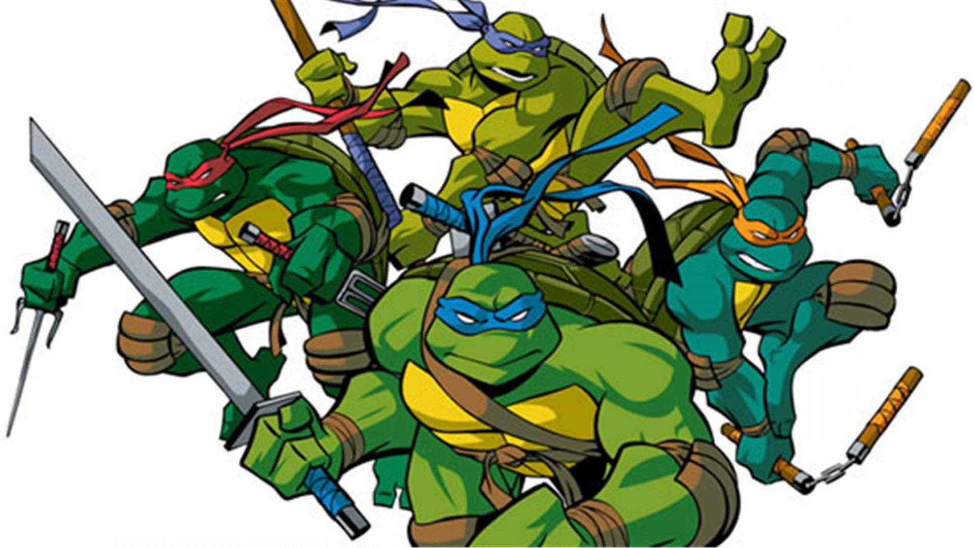 Teenage mutant ninja turtles fondos de pantalla hd