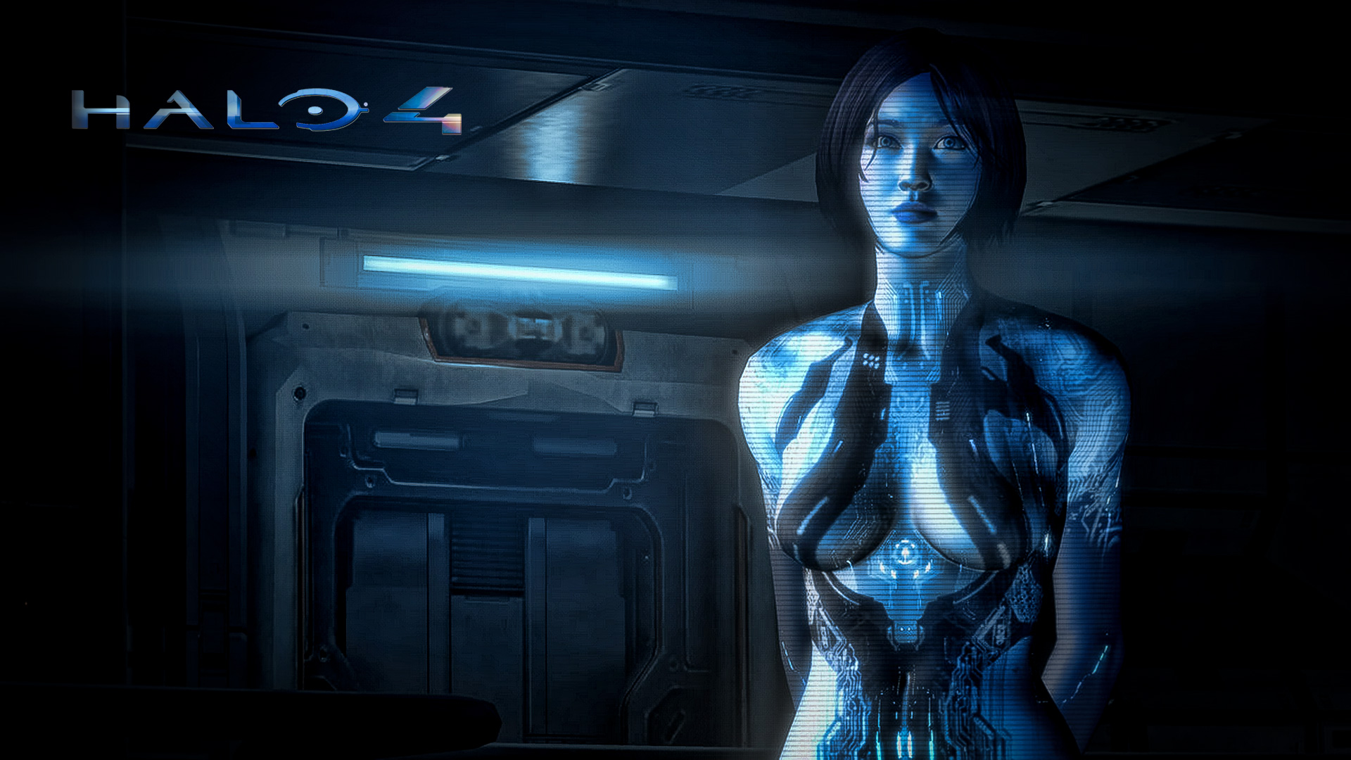 Halo 4 full hd wallpaper and background image 1920x1080 id519215 video game halo 4 cortana halo wallpaper voltagebd Images
