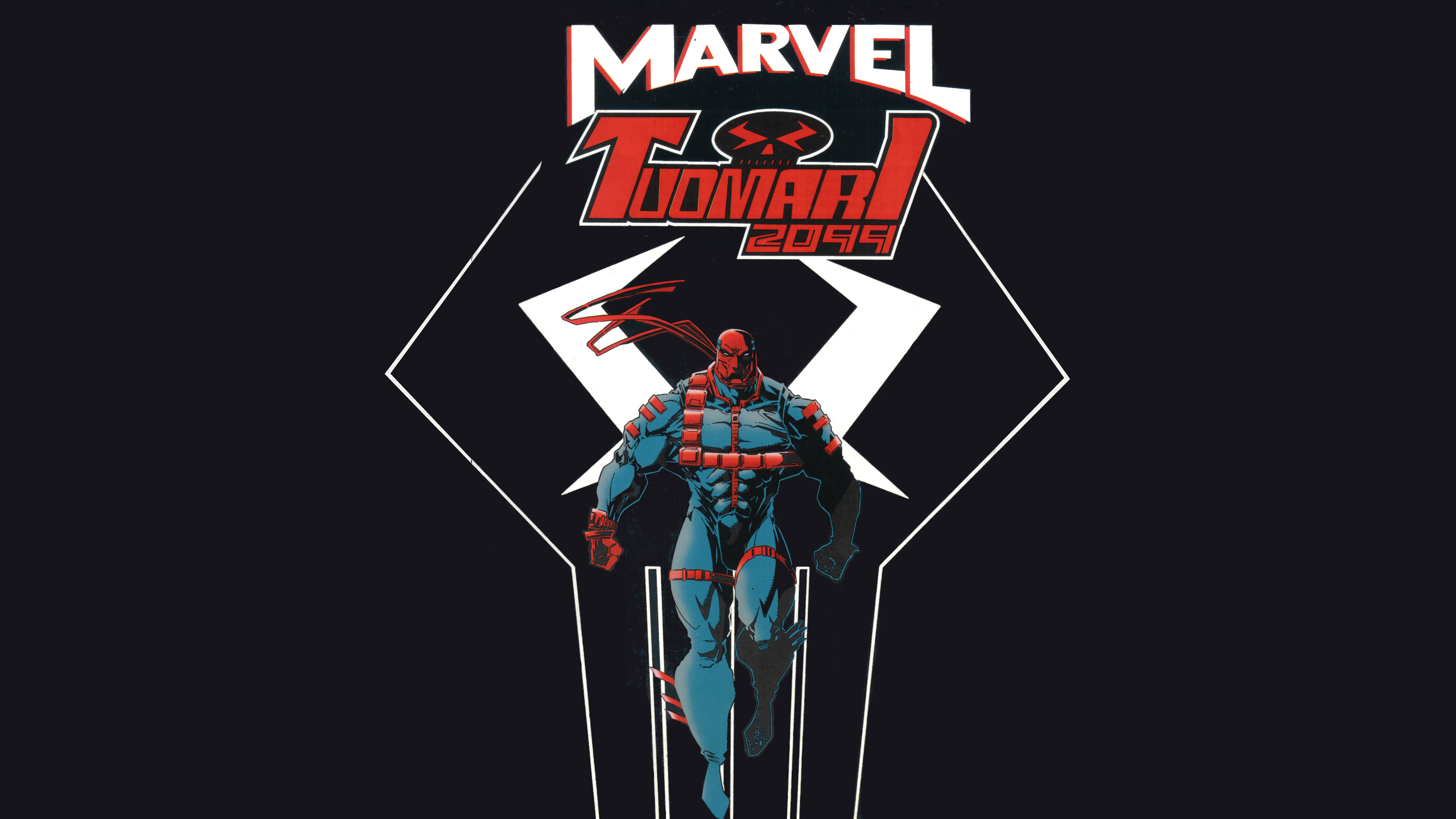 1 punisher 2099 hd wallpapers background images