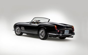 Vehicles - Ferrari Gt 250 California Spyder Wallpapers and Backgrounds ID : 520551