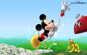 Cartoon - Mickey Mouse Wallpapers and Backgrounds ID : 520894