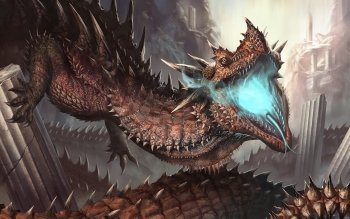 Fantasy - Dragon Wallpapers and Backgrounds ID : 521897