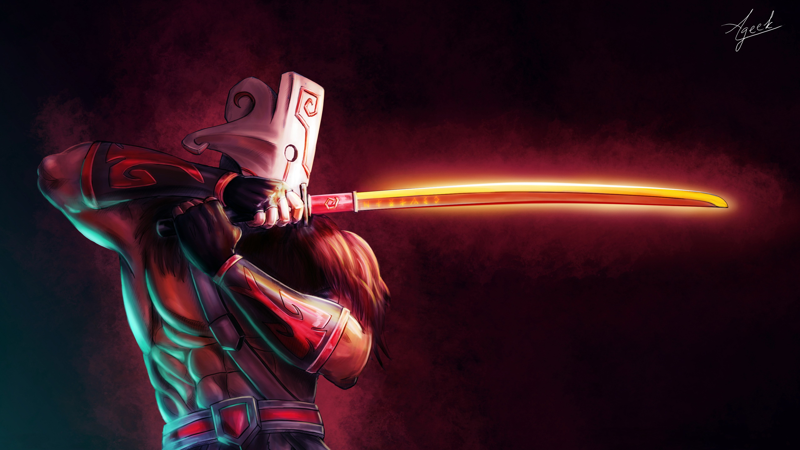 13 Juggernaut (Dota 2) HD Wallpapers
