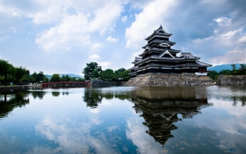 Man Made - Matsumoto Castle Wallpapers and Backgrounds ID : 522055