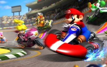 Video Game - Super Mario Kart Wallpapers and Backgrounds ID : 522573