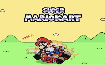 Video Game - Super Mario Kart Wallpapers and Backgrounds ID : 522574