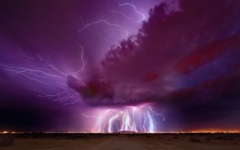 Photography - Lightning Wallpapers and Backgrounds ID : 522632