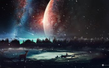 Sci Fi - Landscape Wallpapers and Backgrounds ID : 522893