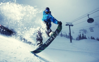 Sports - Snowboarding Wallpapers and Backgrounds ID : 523308
