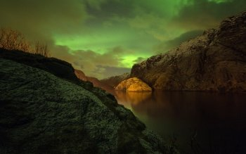 Earth - Aurora Borealis Wallpapers and Backgrounds ID : 523392