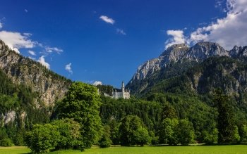 Man Made - Castle Neuschwanstein Wallpapers and Backgrounds ID : 523724
