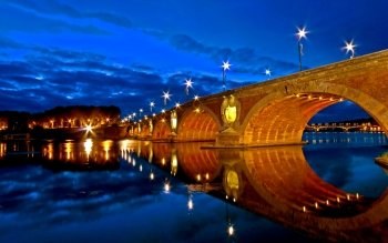 Man Made - Pont Neuf, Toulouse Wallpapers and Backgrounds ID : 523985