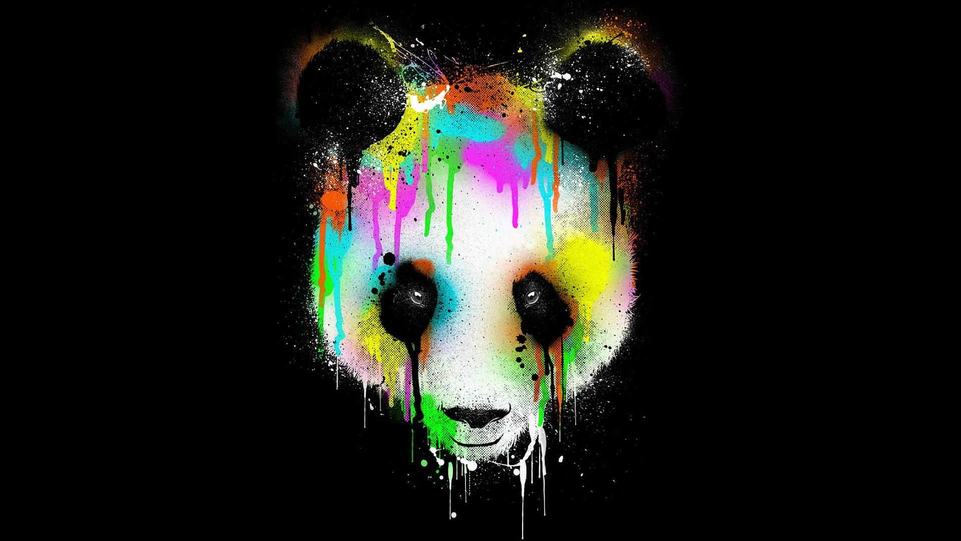 大熊猫图片大全 高清大图 动物壁纸-第3张