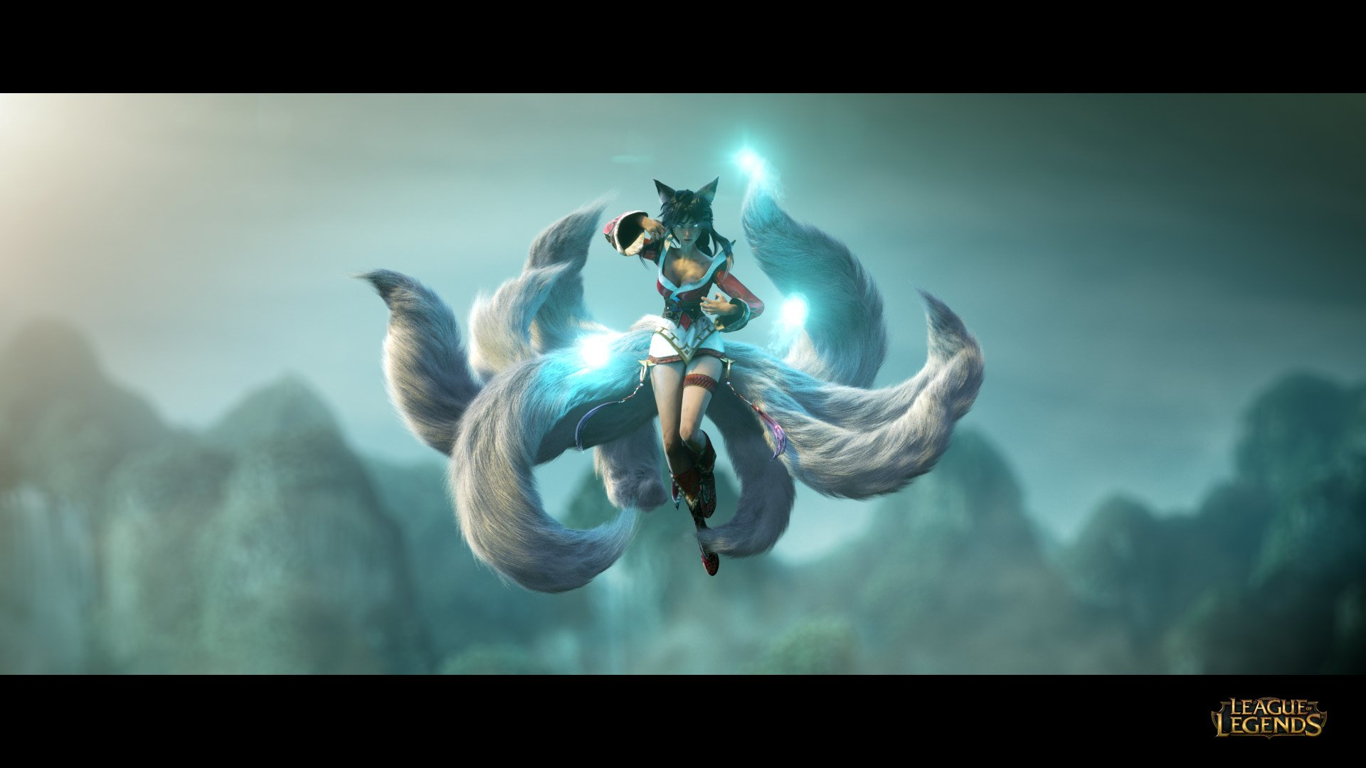 261 Ahri League Of Legends Hd Wallpapers Background Images