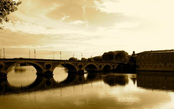 Man Made - Pont Neuf, Toulouse Wallpapers and Backgrounds ID : 524151