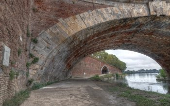 Man Made - Pont Neuf, Toulouse Wallpapers and Backgrounds ID : 524163