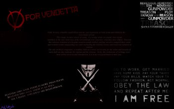 Movie - V For Vendetta Wallpapers and Backgrounds ID : 524906