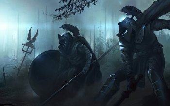 Fantasy - Warrior Wallpapers and Backgrounds ID : 525218