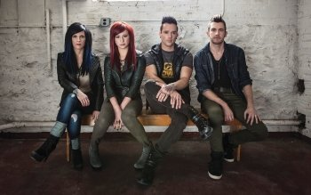Music - Skillet Wallpapers and Backgrounds ID : 525821
