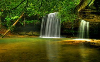 Earth - Waterfall Wallpapers and Backgrounds ID : 525843