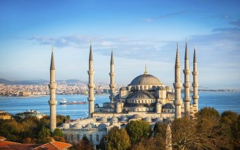 Religious - Sultan Ahmed Mosque Wallpapers and Backgrounds ID : 525895