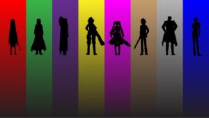 Preview Anime - Akame Ga Kill! Art