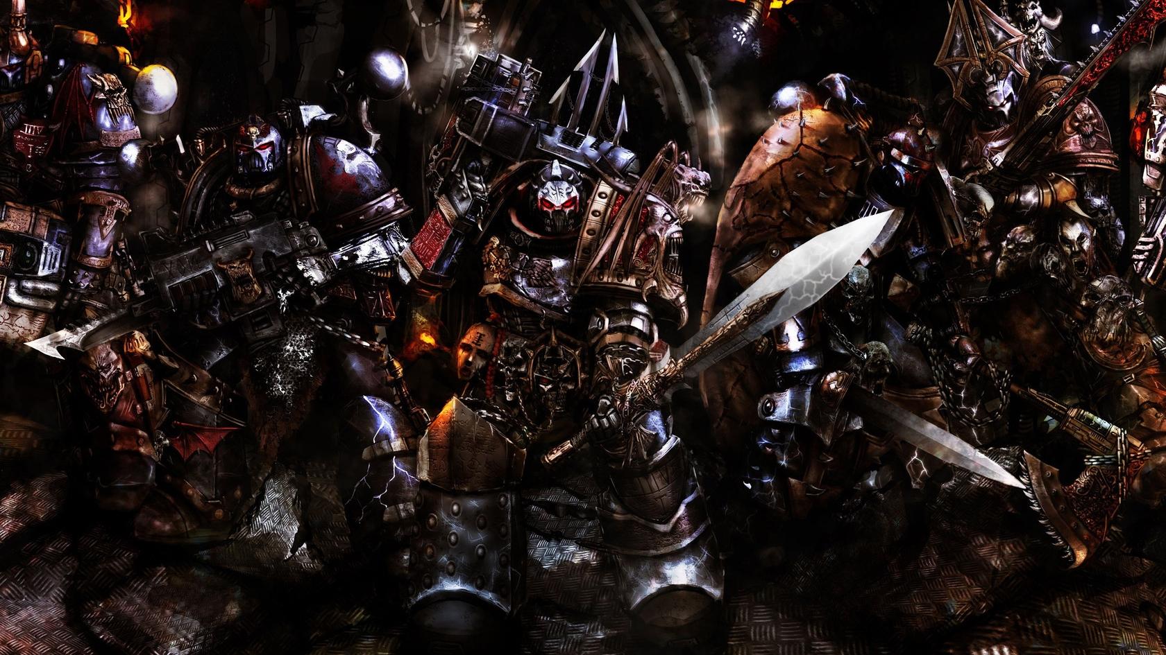 warhammer 40k wallpaper 1680x1050 - photo #26