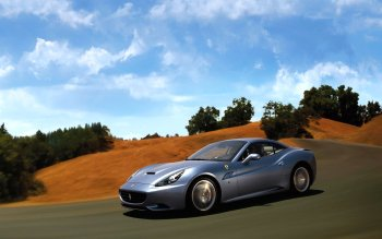 Vehicles - Ferrari California Wallpapers and Backgrounds ID : 526044
