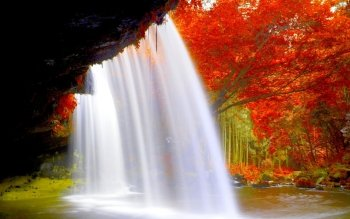 Earth - Waterfall Wallpapers and Backgrounds ID : 526080