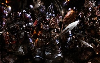 Jeux Vidéo - Warhammer 40,000 Fonds d'écran et Arrière-plans ID : 526286