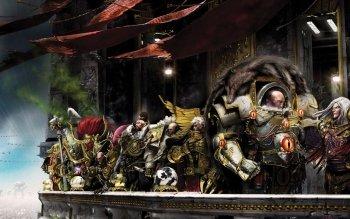 Jeux Vidéo - Warhammer 40,000 Fonds d'écran et Arrière-plans ID : 526296