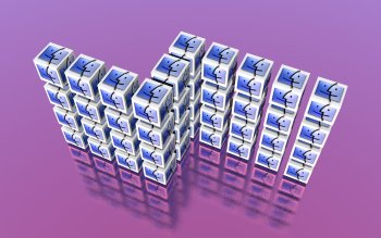 CGI - Cubes Wallpapers and Backgrounds ID : 526315