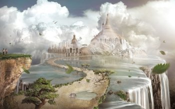 Fantasy - Landscape Wallpapers and Backgrounds ID : 526453